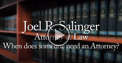 When Does Someomne Need An Attorney